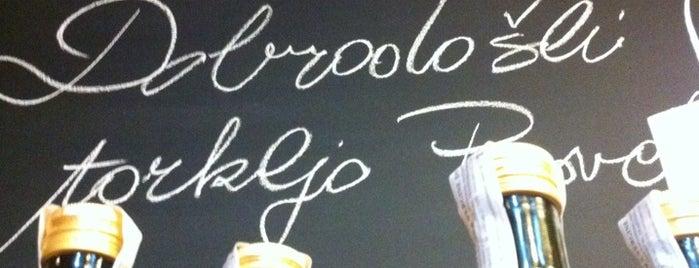 Parovel is one of Posti che sono piaciuti a DINCANTO.
