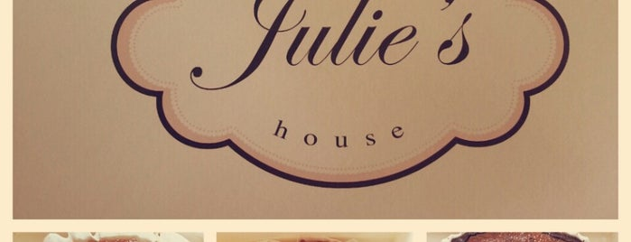 Julie's House is one of  Eat & Drink.
