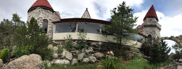 Hotel Mansion Tarahumara is one of Alan'ın Beğendiği Mekanlar.