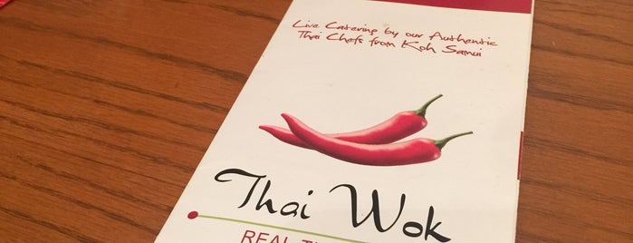 Thai Wok is one of For the discerning Dubai diner..