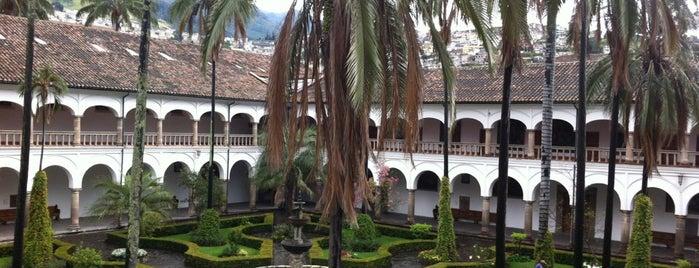 Museo Fray Pedro Gocial is one of Ecuador.