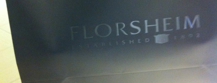 Florsheim is one of Cristianさんのお気に入りスポット.