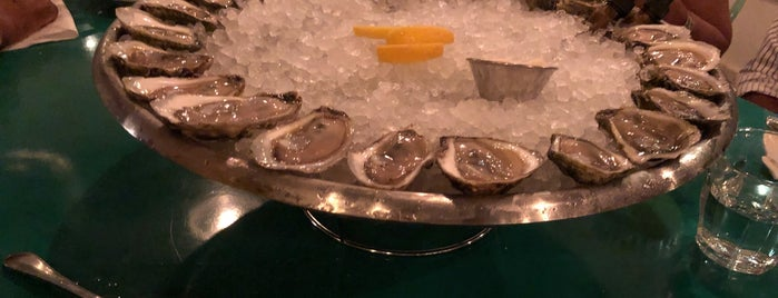 Watchman's Seafood and Spirits is one of Atlanta.