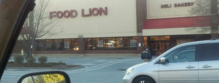 Food Lion Grocery Store is one of Food.