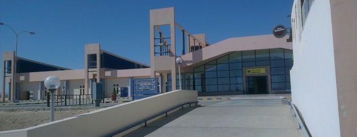 Marsa Alam International Airport (RMF) is one of Tempat yang Disukai Volker.