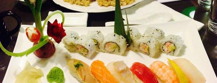 Domo Sushi is one of Byron 님이 좋아한 장소.