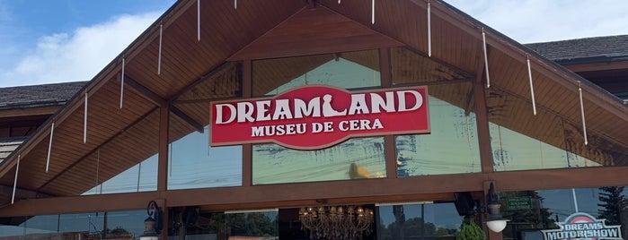 Dreamland Museu de Cera - Gramado is one of Sul.
