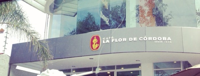 Café La Flor de Córdoba EC Guadalupe is one of Karla 님이 좋아한 장소.