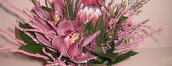 Цветочная мастерская Katerine Leitman is one of Tempat yang Disimpan Дима.