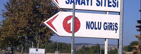 Akdeniz Sanayi Sitesi is one of Gizem.