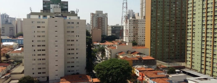 Vila Mariana is one of places.