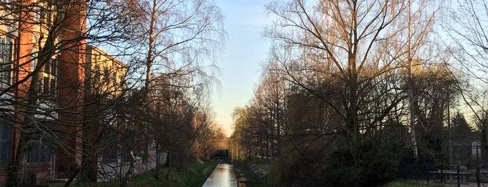 Hugo-Heimann-Brücke is one of Brücken.