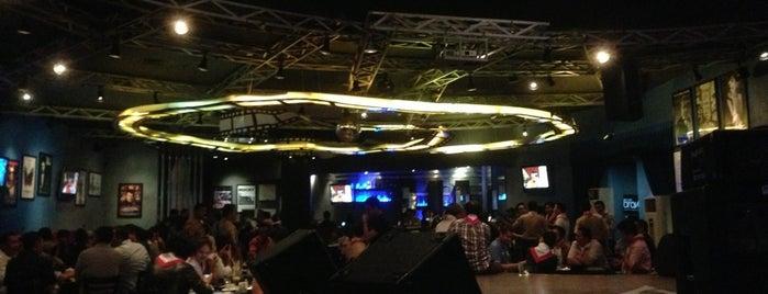 Planet Hollywood Restaurant & Bar is one of สถานที่ที่บันทึกไว้ของ Brett.
