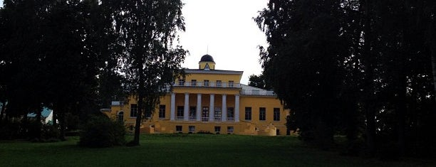 Музей-усадьба Ф. И. Тютчева is one of Russia10.