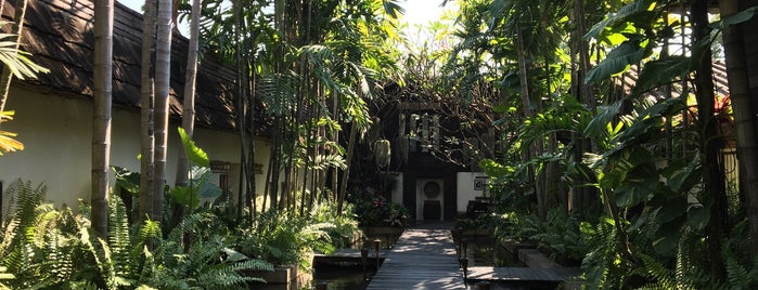 Fah Lanna Spa is one of Chiang Mai.
