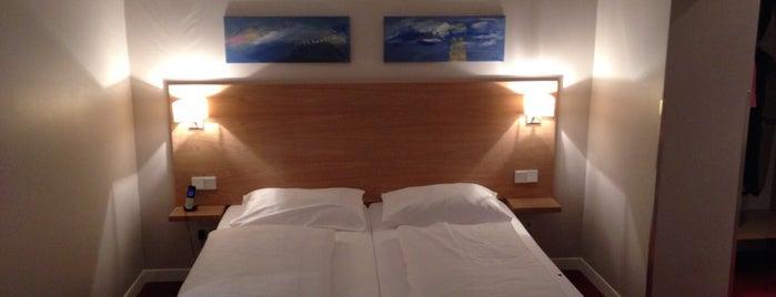 Hotel Wetterstein is one of Pavel : понравившиеся места.