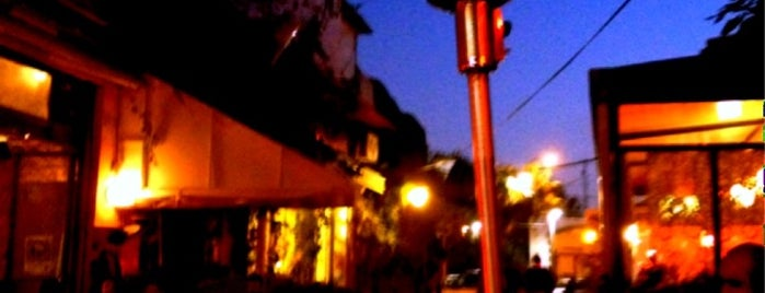 Margoza Bar מרגזה בר is one of Posti che sono piaciuti a Cristina.