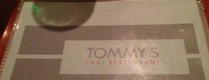 Tommy's Thai is one of CO Veg-friendly.