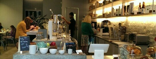 Revelator Coffee Company is one of New Orleans for Justin.