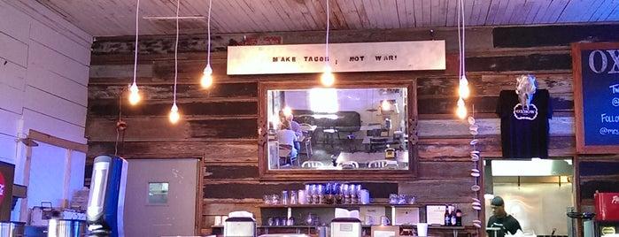 Oxbow Restaurant is one of Zorica : понравившиеся места.