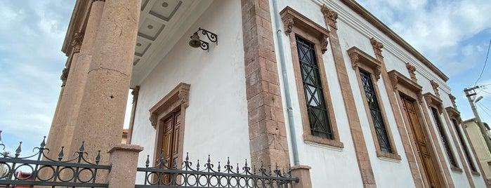 Ayazma Kilisesi is one of Ayvalik - Cunda (Alibey Adasi).