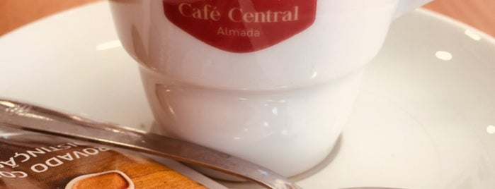 Café Central is one of My Preferred B'fast places.