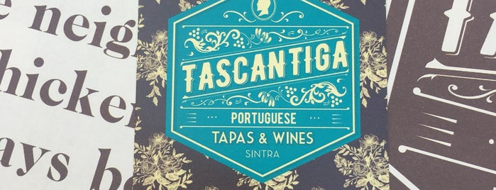 Tascantiga is one of Portugal.