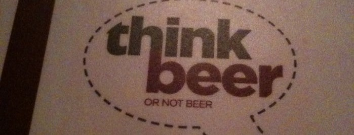 Think Beer is one of Corfu Beer.