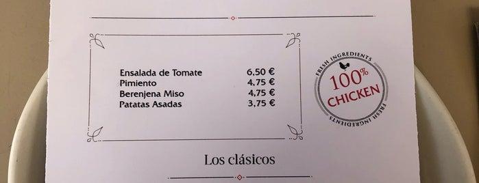 A Pluma is one of Menjar bé i barat a Barcelona.