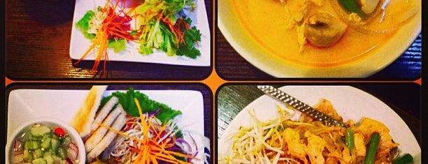 Dang's Thai Kitchen is one of Katherine : понравившиеся места.