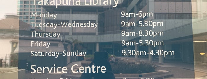 Takapuna Library is one of Lieux qui ont plu à AnAnA.