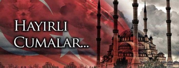 Menzil Camii is one of Konya Karatay Mescit ve Camileri.
