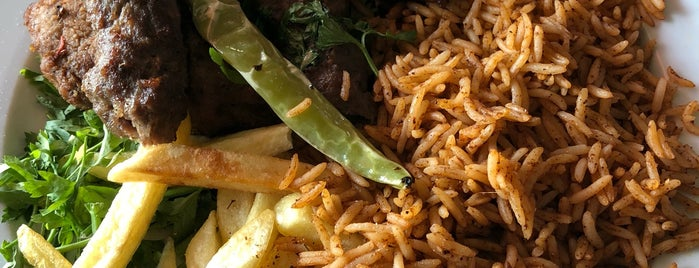 Tajoury Oriental Restaurant is one of Try.