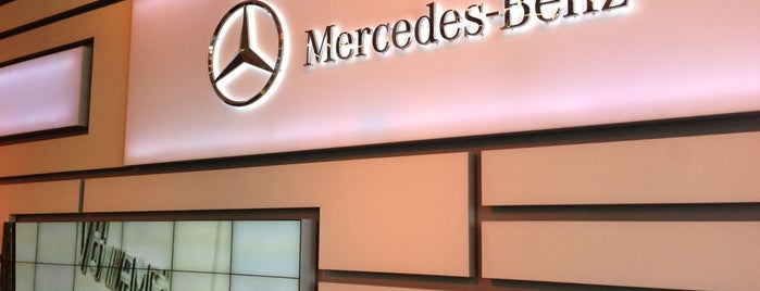 Mercedes-Benz Manhattan, Inc. is one of Guide to New York's best spots.