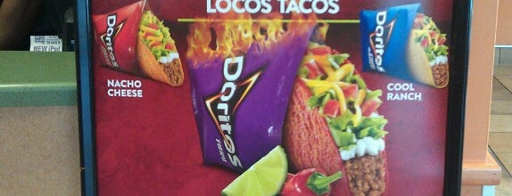 Taco Bell is one of Stacy : понравившиеся места.