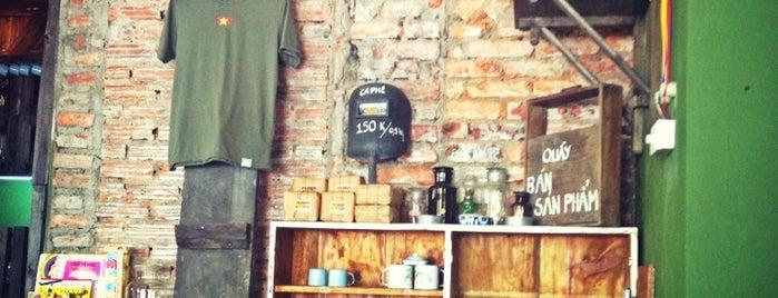 Cộng Càphê 03 Vạn Phúc is one of vietnam.
