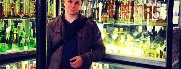 Absinth Shop is one of Praha..
