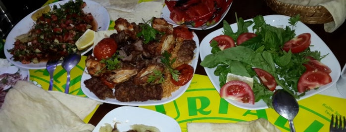 Urfalım Kebap & Lahmacun is one of Futter.