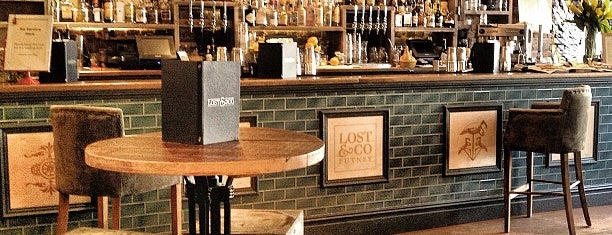 Lost & Co is one of London's Best for Beer.
