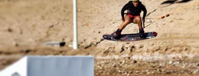 Sliders Cable Park El Gouna is one of Gespeicherte Orte von Daria.