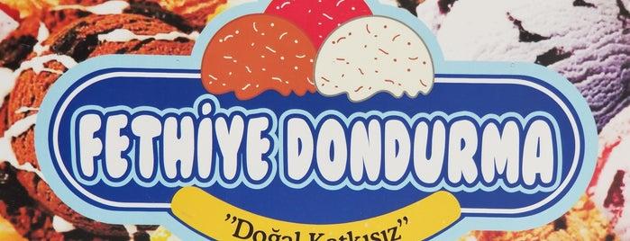 Fethiye Dondurma is one of Fethiye/Meğri ⛵️.