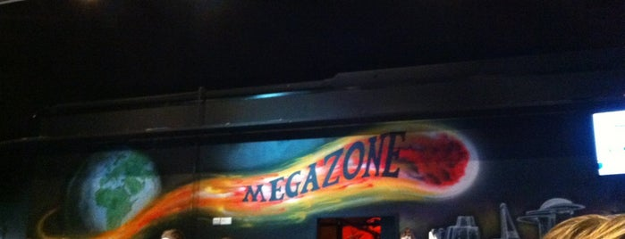 Megazone is one of Places I have been 2.