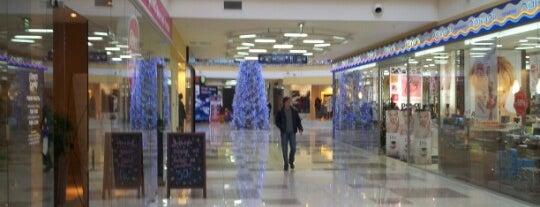 Cosmos Mall is one of Все торговые центры Санкт-Петербурга.