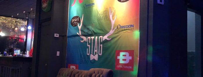 STAG is one of Orte, die Dan gefallen.