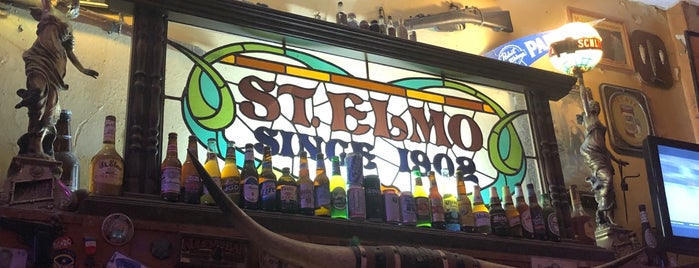 St. Elmo's Bar is one of Tucson Half!.