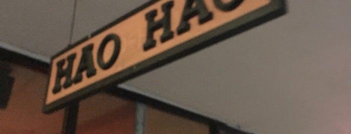 Hao Hao Restaurant is one of TRENDY.