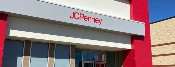 JCPenney is one of Tucson Arizona.
