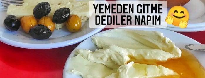 Yenigün Kahvaltı Salonu Eşref Amca'nın Yeri is one of 📍#2 izmir | GASTRONAUT'S GUIDE.