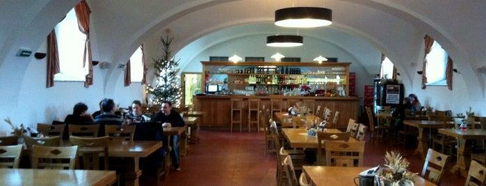 Zámecký pivovar a hostinec u Paní Magdalény is one of Pivni Filosof recommended places.