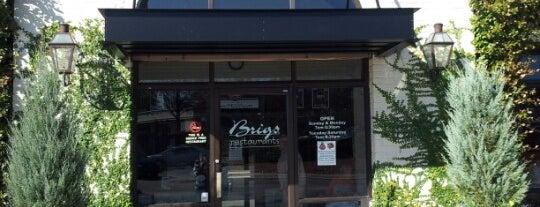 Brigs Great Beginnings Restaurant is one of Raleigh.